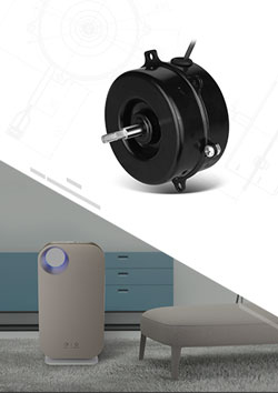 Air Purifier Brushless Motor
