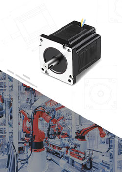 BLDC Motor for Industrial Automation