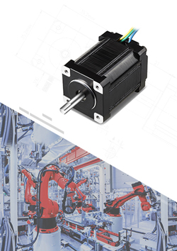 Motor for Industrial Robot Equipment