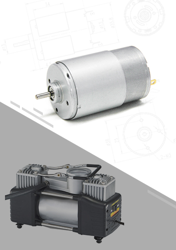 DC Motor for Air Pump