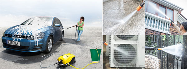 Wireless High-pressure Cleaner