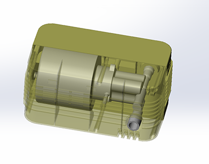 High-pressure Cleaner Motor
