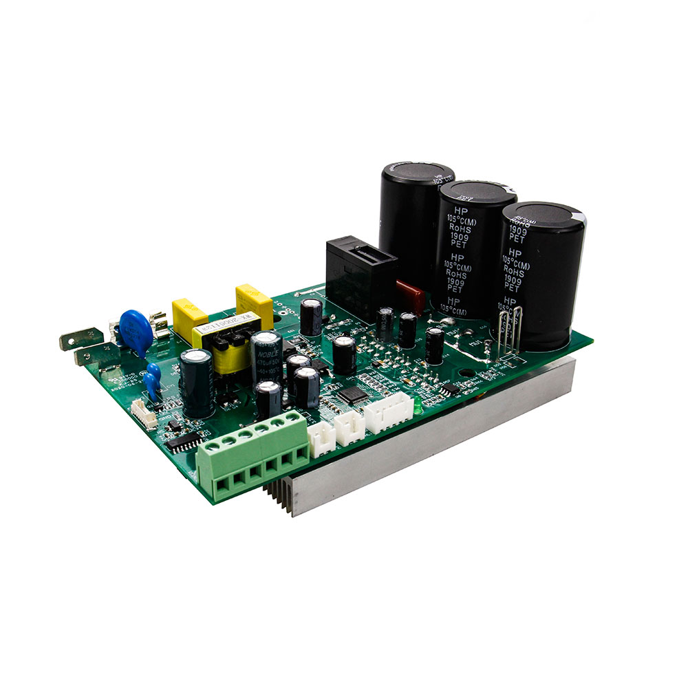 Large blower BLDC motor controller