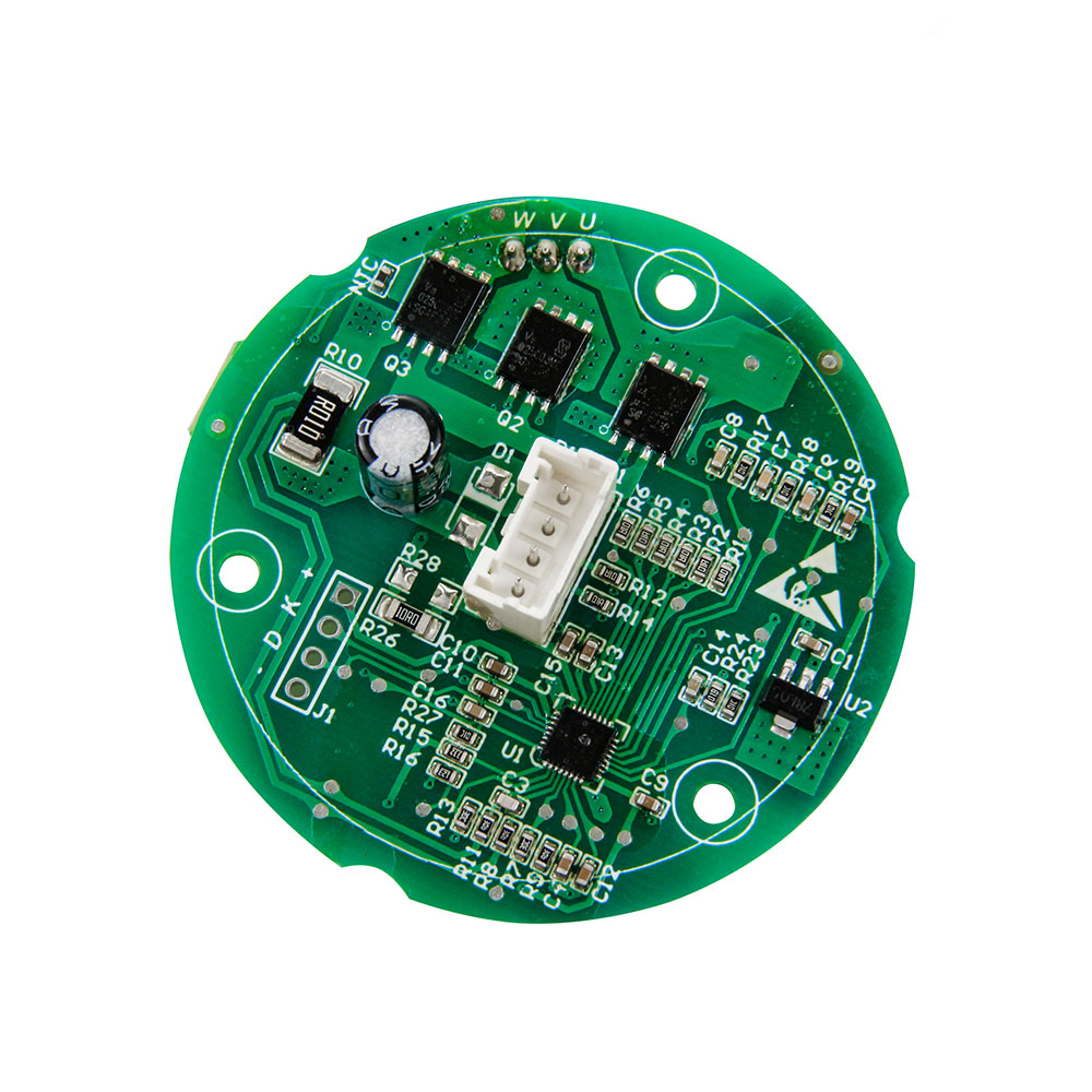 Single phase vacuum cleaner brushless motor controller