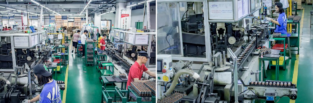 PT30 factory-made automatic assembly line 2 wonderful debut