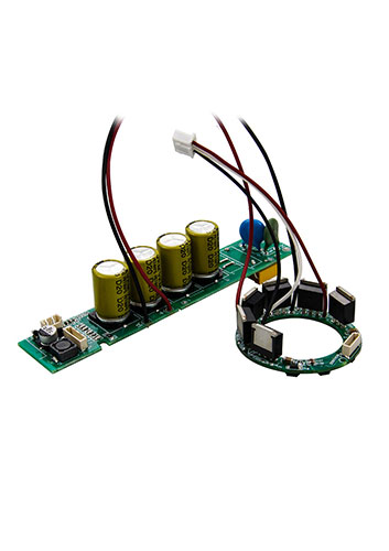 High voltage 3 phase brushless DC motor controller for 100000rpm mini hair dryer