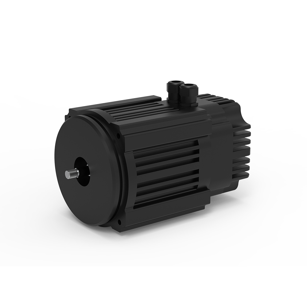 Electric Bus Cooling System Water Pump Brushless DC Motor